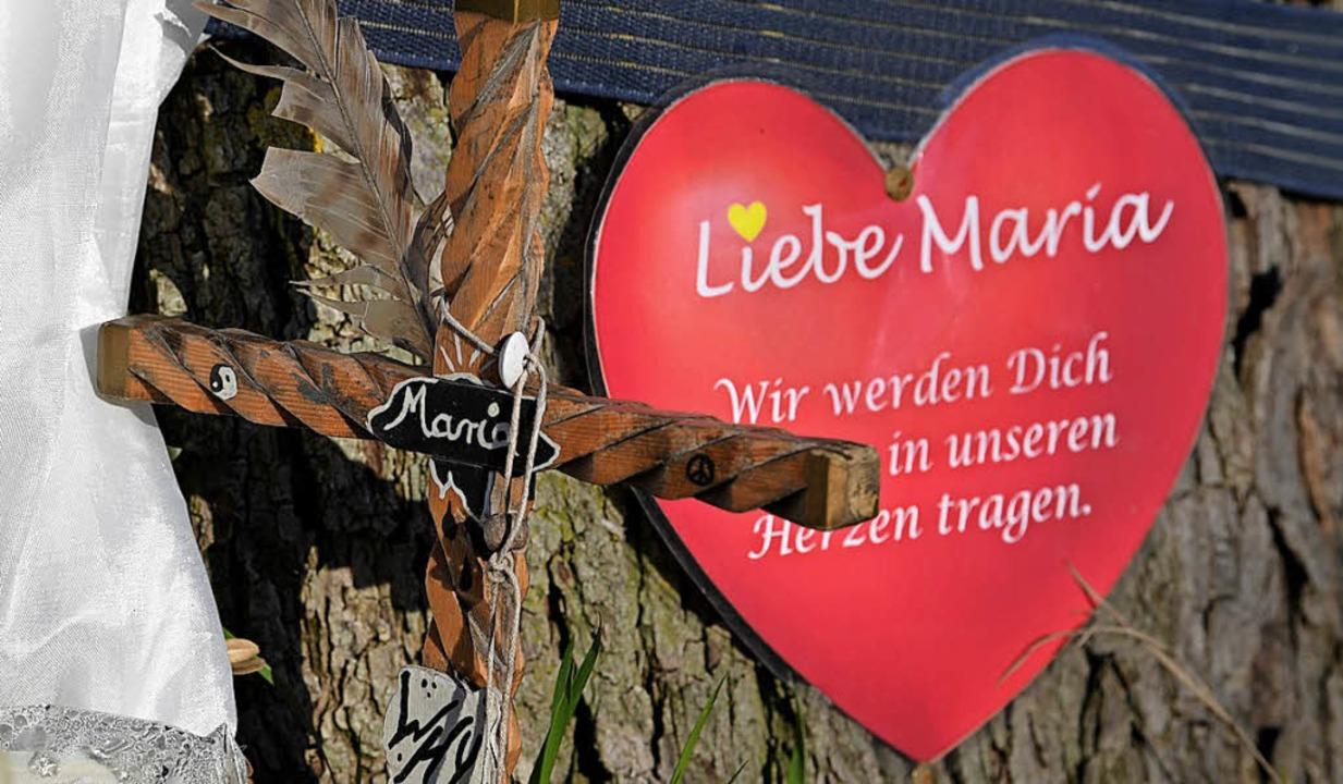 Eine Stiftung trägt seit dieser Woche ...rmordeten Studentin Maria Ladenburger.  | Foto:  dpa