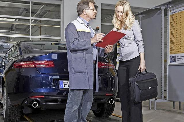 Zeit für den Auto-Spa