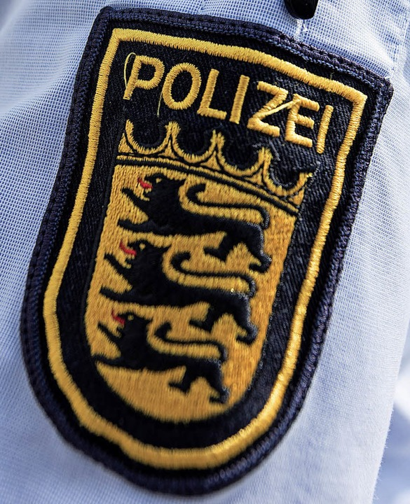 """""""Die Polizei fordert niemanden a...lizeidirektor Berthold Fingerlin klar.    Foto:  dpa"""