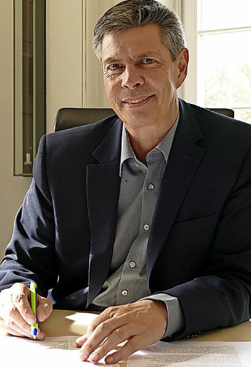 Nach 25 Jahren als Bürgermeister hört Christof Nitz auf.    Foto:  Hönig