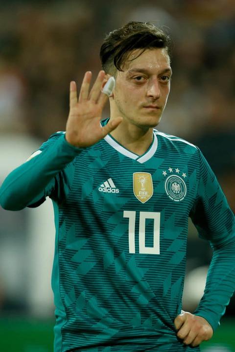 Mesut Özil.  | Foto: dpa