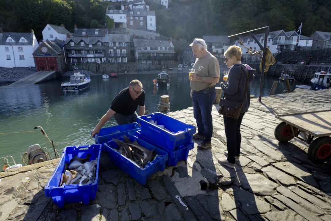 Cornwall.  | Foto: ? Markus Kirchgessner