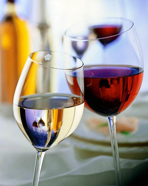 Weinfest am Tuniberg in Tiengen.    Foto: dpa-tmn