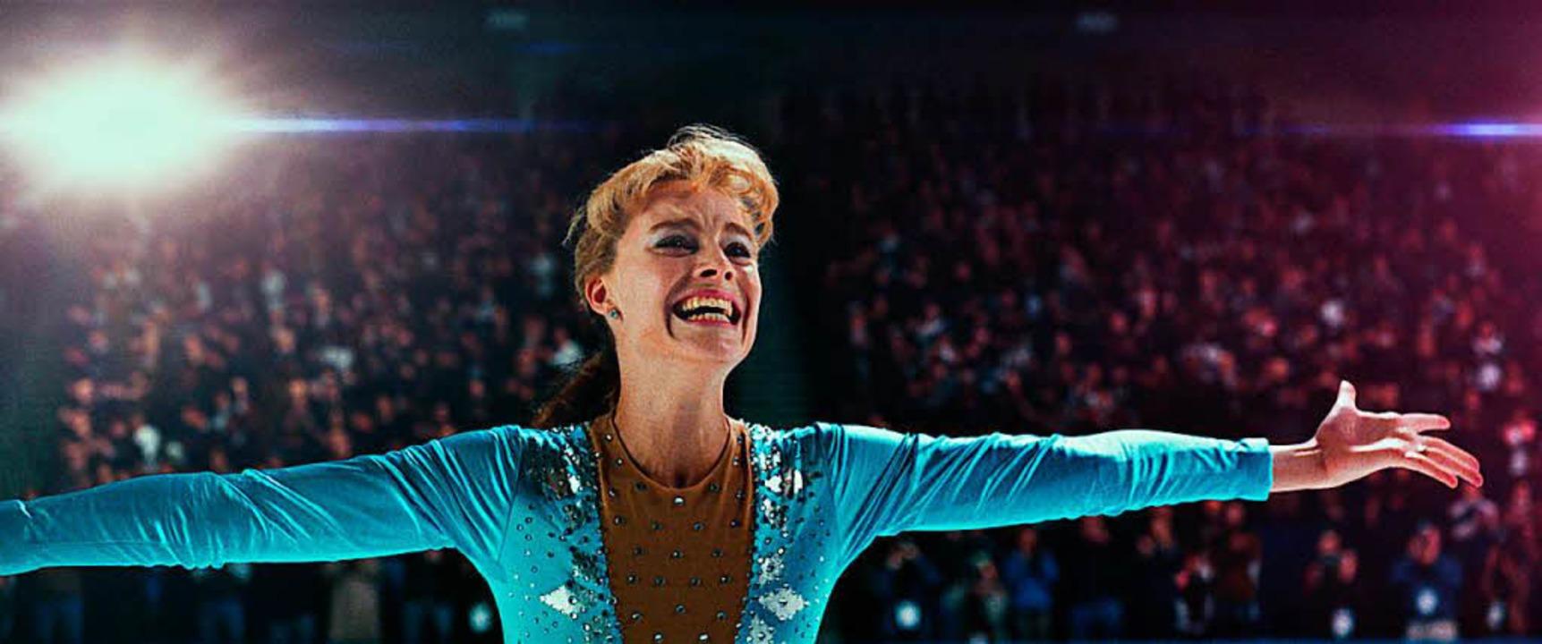 Aufstieg und Fall eines Sportstars: Margot Robbie) als Tonya Harding  | Foto: DCM, afp