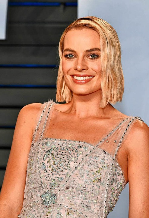 Margot Robbie.  | Foto: AFP