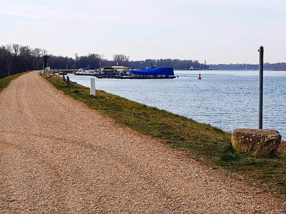 Für die Vereinigten Motorbootvereine s...m Damm 20 Stellplätze angelegt werden.  | Foto: Julius Wilhelm Steckmeister
