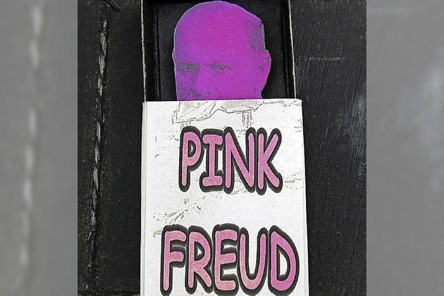 Pink Freud und Erdbeerkinder
