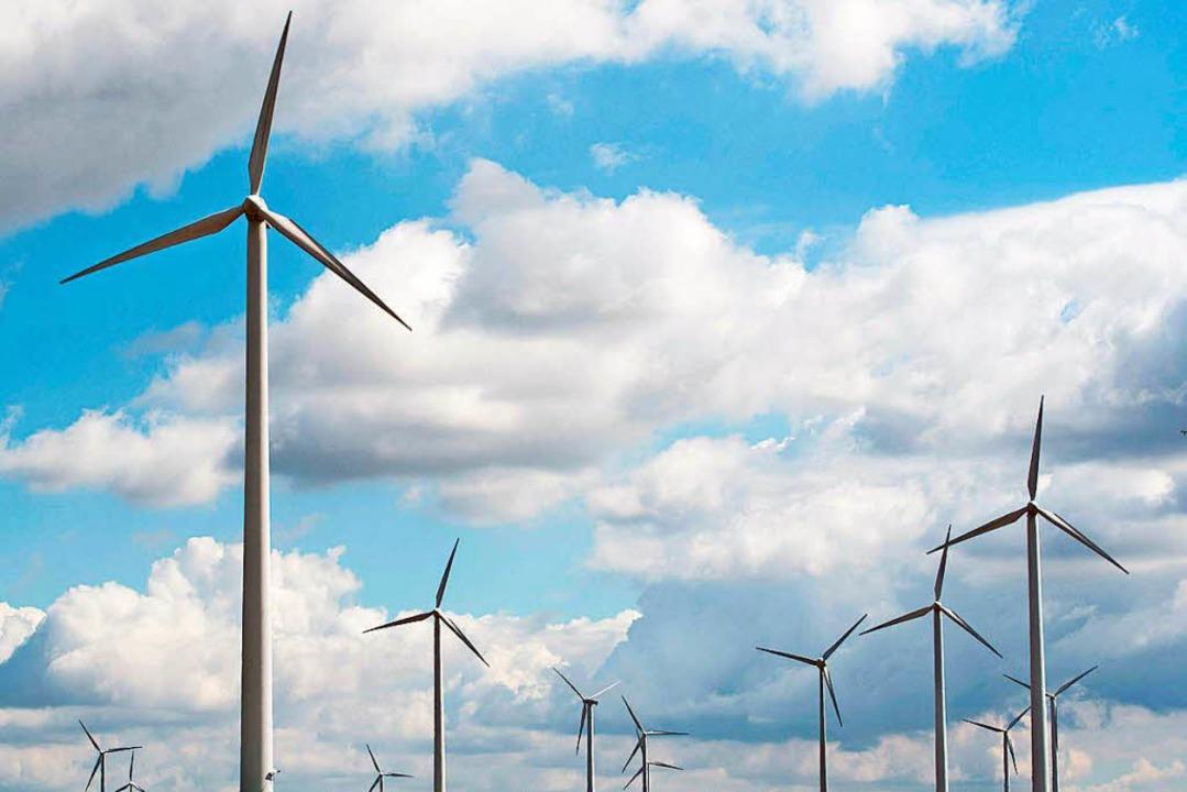 Bürgerschaftliches Engagement kann die Energiewende voranbringen, Symbolbild.  | Foto: dpa