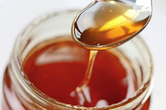 Europameister beim Honig-Import