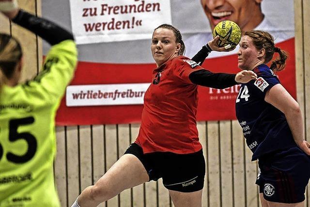 HSG Freiburg kommt mit einem blauen Auge davon