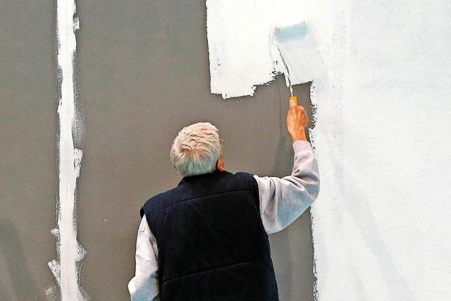 Immer mehr Rentner arbeiten
