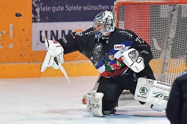Der EHC Freiburg wird vorgeführt – 0:6 in Bad Tölz