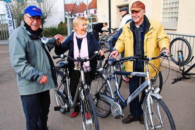 Fahrradbörse der IG Velo in Weil: Wie Velopreise gemacht werden