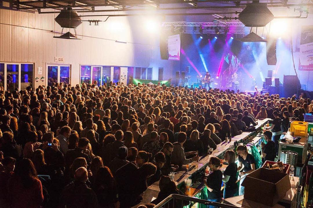 Bereits angekündigte Termine des Freib...Festivals werden ins Jazzhaus verlegt.  | Foto: KAROevents/Alex Jung