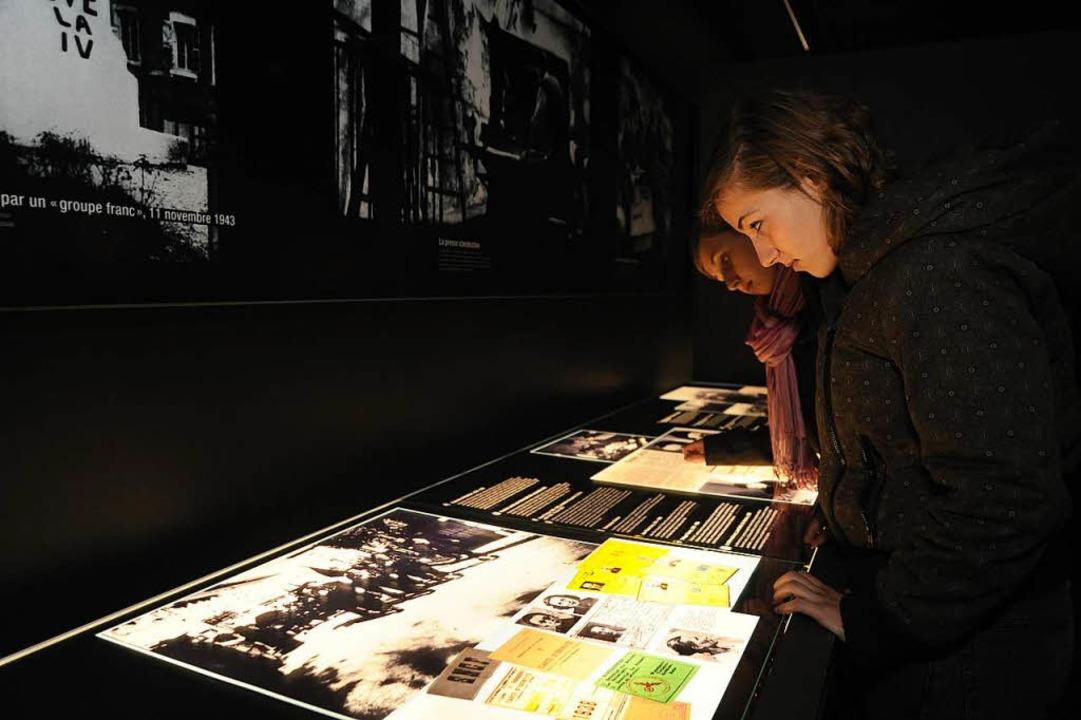 Die Gedenkstätte will insbesondere Jug...mus und seine Folgen sensibilisieren.     Foto: Fotos: Jacob/CERD