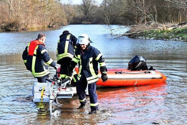 Der Tote aus dem Rhein ist wohl der vermisste 18-Jährige aus Lahr