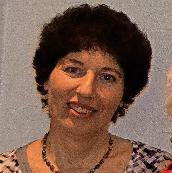 Susanne Kaiser ist die neue geistliche... der  Frauengemeinschaft Herrischried.    Foto: Sahli
