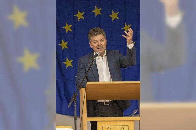 CDU will bessere Bildung und ein starkes Europa
