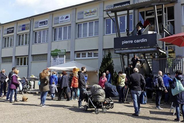 Belchen-Center wurde für viele zum Ausflugsziel