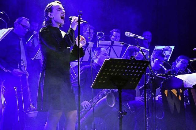Bigband W ist reif für Montreux