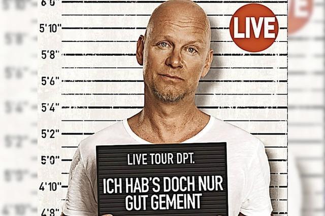 Der gutmeinende Rüdiger Hoffmann
