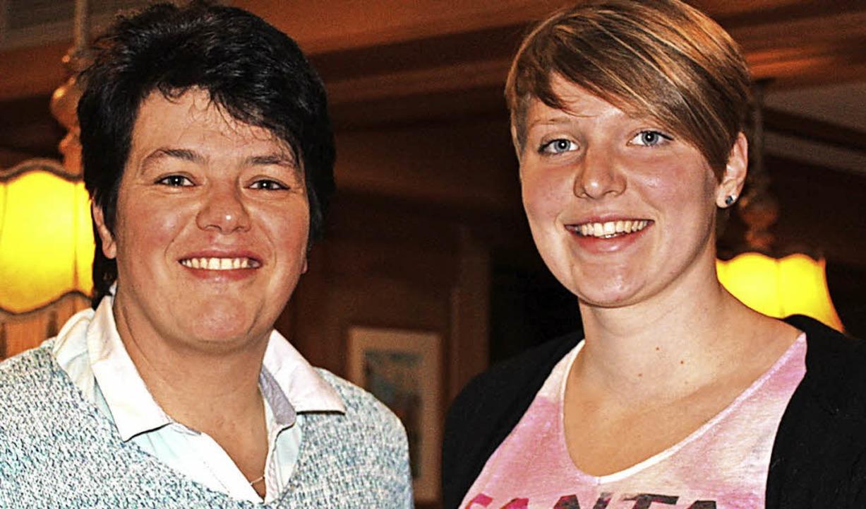 Wahlen beim Förderverein Freibad Ditti... neue  Kassiererin ist Hanna Kienzler.  | Foto: Christa Maier
