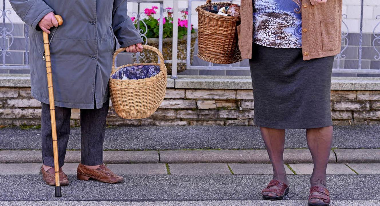Immer dienstags wird das Einkaufsmobil...lgeschäften  noch weitere  vorfinden.     Foto: Symbolfoto: dpa