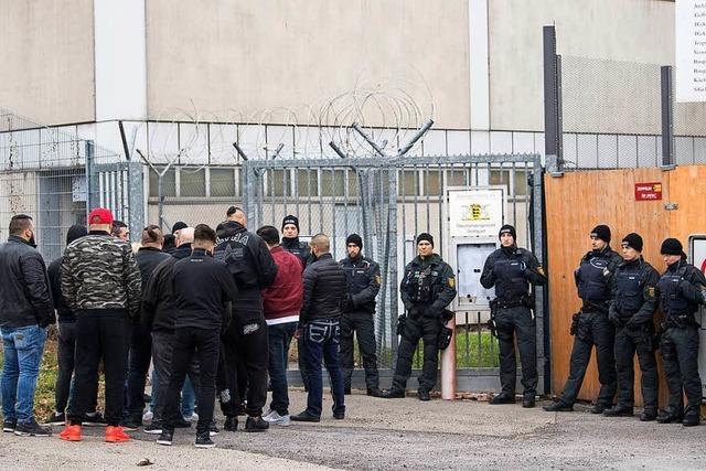 Kreis Lörrach hat Osmanen Germania nicht als Bandenmitglieder identifiziert