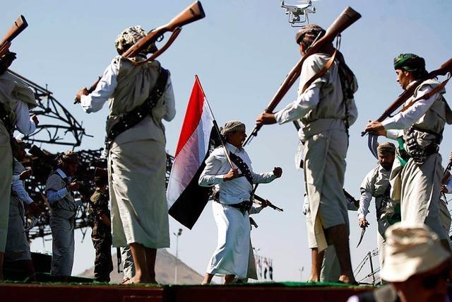 Nach drei Jahren Krieg wächst im Jemen die Verzweiflung