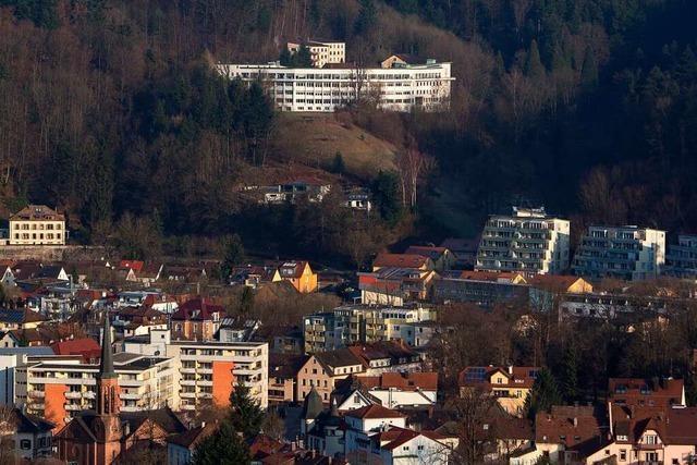 Das Zittern um das Bruder-Klaus-Krankenhaus in Waldkirch geht weiter