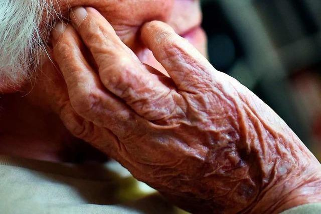 Warum steigt die Lebenserwartung?