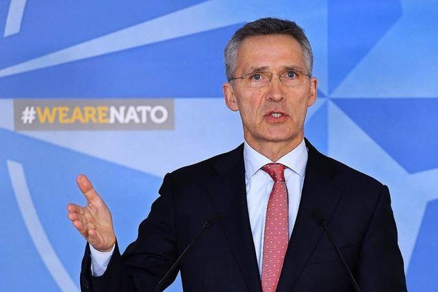 Auch Nato lässt russische Diplomaten ausweisen