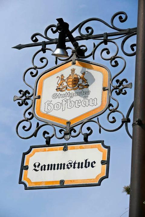 Auch der Lammplatz wird gastlicher. De...ntergarten zum Lammplatz hin bekommen.  | Foto: Hans-Peter Müller