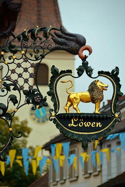 Traditionsgasthaus: Der Löwen  | Foto: Susanne Müller
