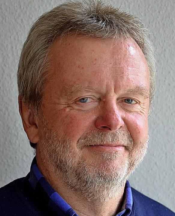 Der Vorsitzende von Refugees Integrated, Frank van Veen     Foto: Christiane Weishaupt