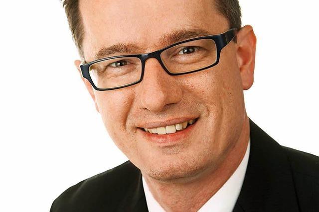 Christian Leiberich wird Kreisbrandmeister