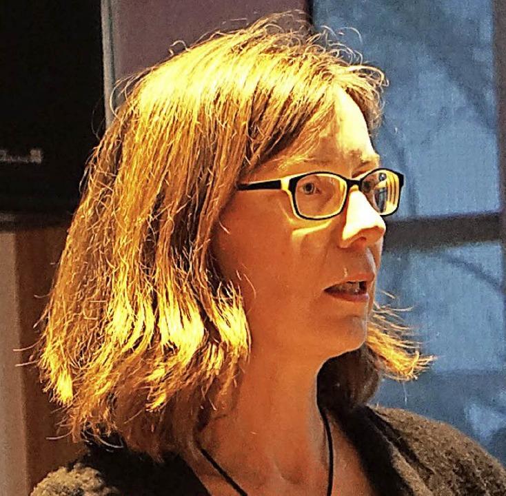 Isabell Schäfer-Neudeck  | Foto: hartmut Schäfer