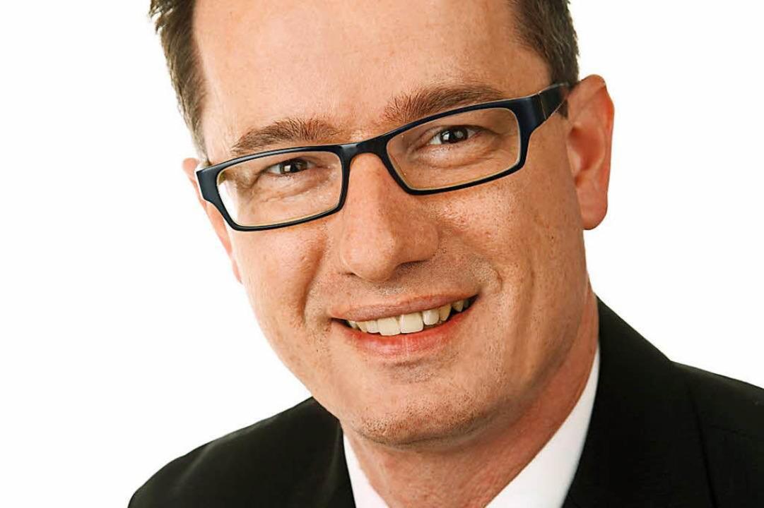 Christian Leiberich wird neuer Kreisbrandmeister in Emmendingen  | Foto: privat