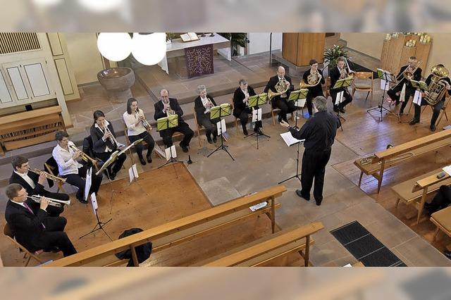 Erbaulicher Klang für die Gemeindehaussanierung
