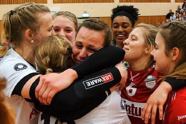 VC Printus Offenburg steigt nicht in die Erste Liga auf
