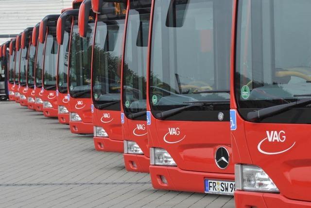 Die Ersatzbusse der VAG sorgen für Verwirrung