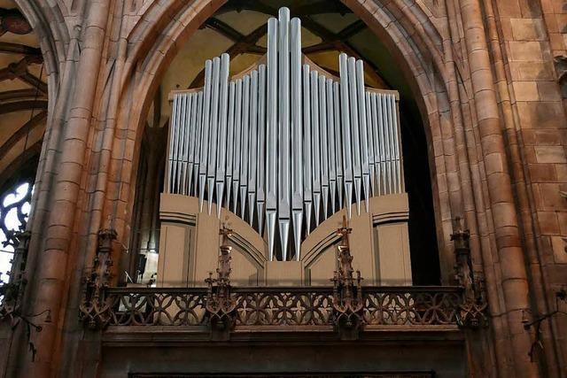 Qualität aus der Schweiz: Das Freiburger Münster erhält eine neue Chororgel