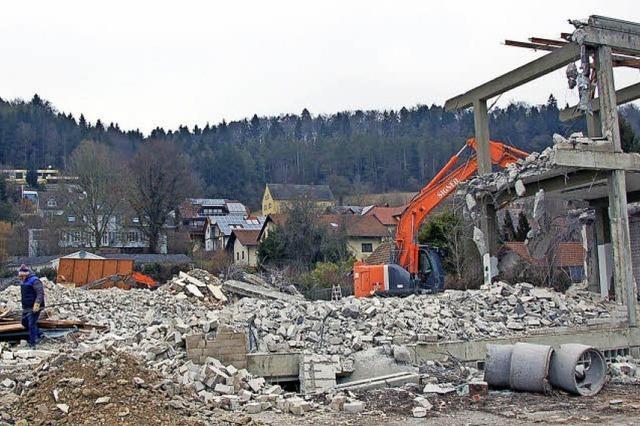 Auf dem Areal der früheren Marmeladenfabrik Laumann entstehen jetzt Wohnungen