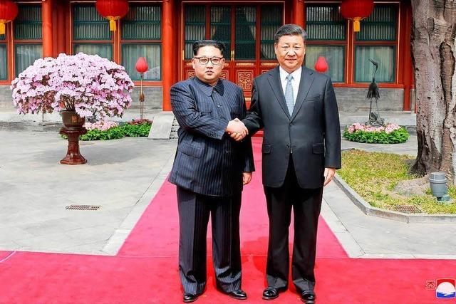Chinas Einfluss auf Nordkorea nimmt zu – das ist ein gutes Zeichen