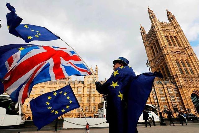 Der Brexit entwickelt sich zum Drama mit offenem Ende