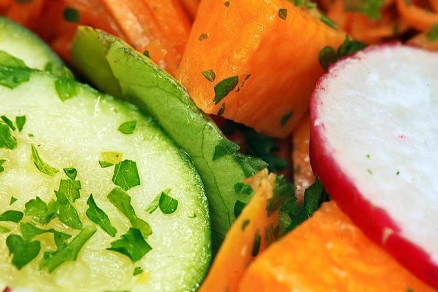 Mensen im Südwesten bieten immer mehr für Vegetarier oder Veganer an