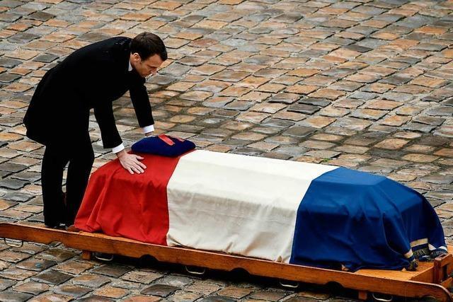 Arnaud Beltrame – Frankreich nimmt Abschied von einem selbstlosen Helden