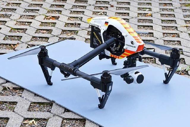 Nach Raubüberfall in Maulburg: Polizei sucht Drohnenbesitzer