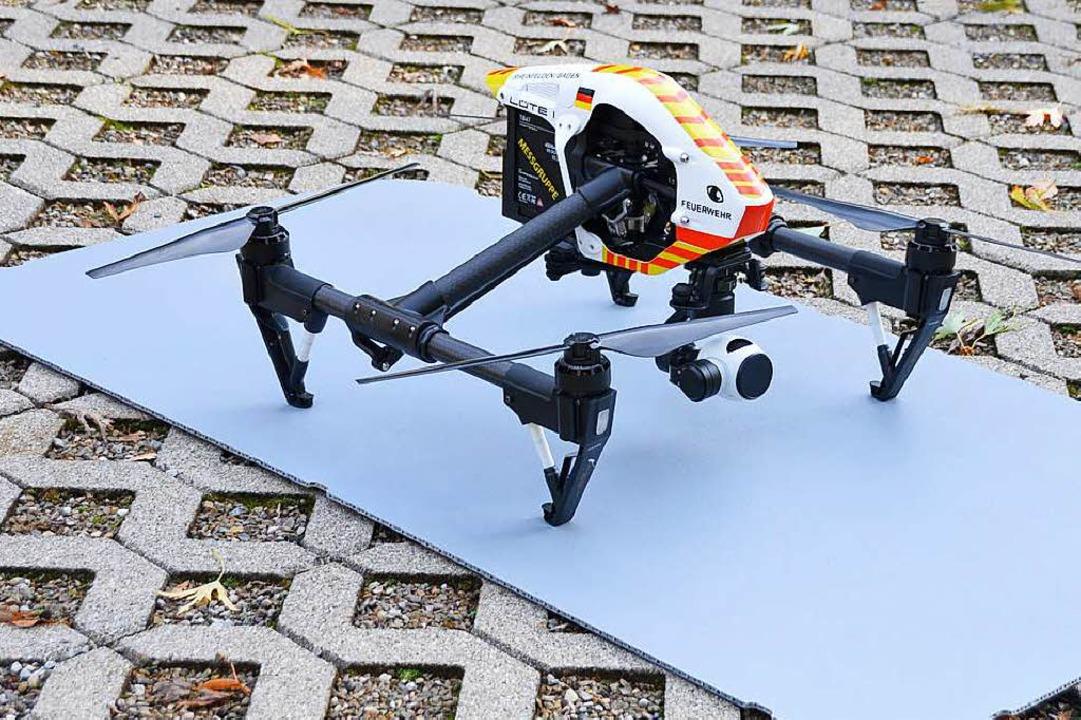 Hat eine Drohne den Überfall auf ein P...i vermutet das und sucht jetzt Zeugen.  | Foto: Horatio Gollin