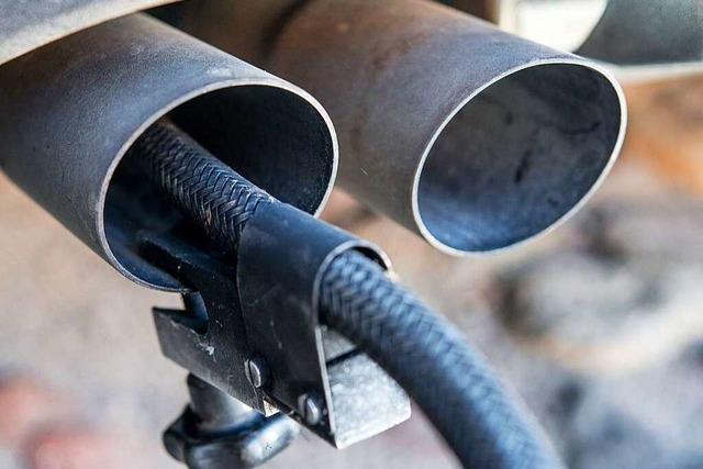 Ortenaukreis droht Diesel-Fahrern mit Stilllegung